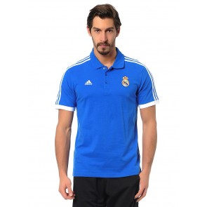 POLO AZUL REAL MADRID - ADIDAS
