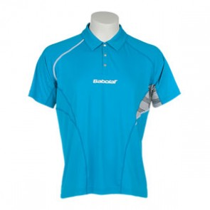 POLO BABOLAT PERF BOY BLUE