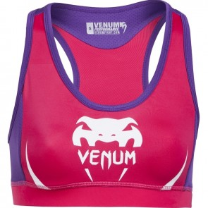 "TOP VENUM ""BODY FIT"" PINK"